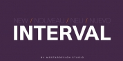 Interval Sans Pro font download