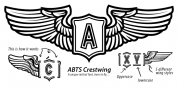 ABTS Crestwing font download