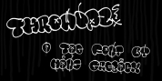 Throwupz font download