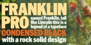 Franklin Gothic Pro font download