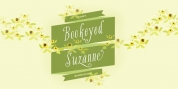 Bookeyed Suzanne font download