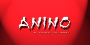 Anino font download
