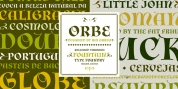 Orbe Pro font download