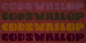 Codswallop font download