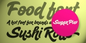 Sugar Pie font download