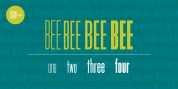Bee font download