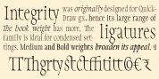 Integrity JY Pro font download