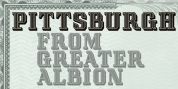 Pittsburgh font download