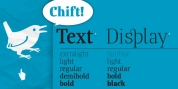 Chift font download
