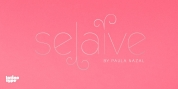 Selaive font download