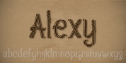 Alexy font download