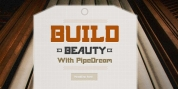 Pipe Dream font download