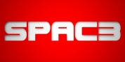 Spac3 font download