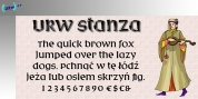 Stanza font download