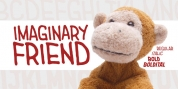 Imaginary Friend BB font download