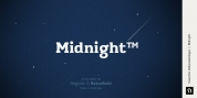 Midnight font download