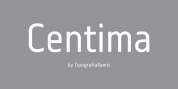 Centima font download
