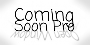 Coming Soon Pro font download