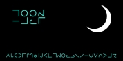Moon Type font download