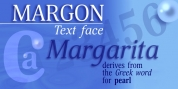 Margon font download