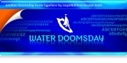 Water Doomsday font download