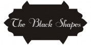 The Black Shapes font download