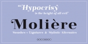 Moliere font download