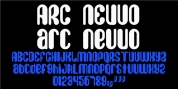 Arc Neuvo font download