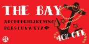 The Bay font download
