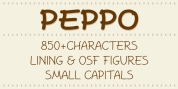 Peppo font download