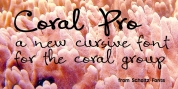 Coral Pro font download