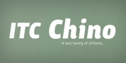 ITC Chino font download
