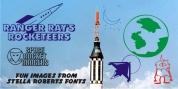 Ranger Rays Rocketeers SRF font download