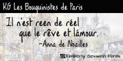 KG Les Bouquinistes De Paris font download