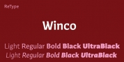 Winco font download