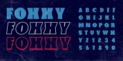 Foxxy font download