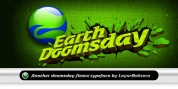 Earth Doomsday font download