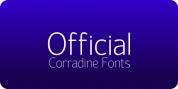 Official font download