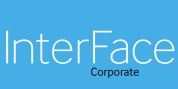 InterFace Corp font download