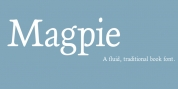 Magpie font download