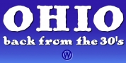 Ohio font download
