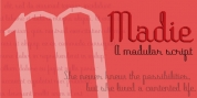 Madie font download