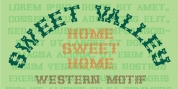 Sweet Valley font download