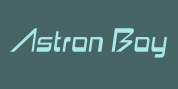 Astron Boy font download
