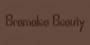 Bramalea Beauty font download
