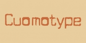 Cuomotype font download