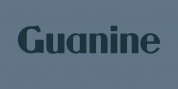 Guanine font download