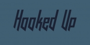 Hooked Up One Oh One font download