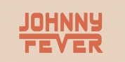 Johnny Fever font download