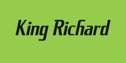 King Richard font download